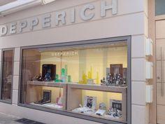 Depperich point of sales in Reutlingen, Germany
