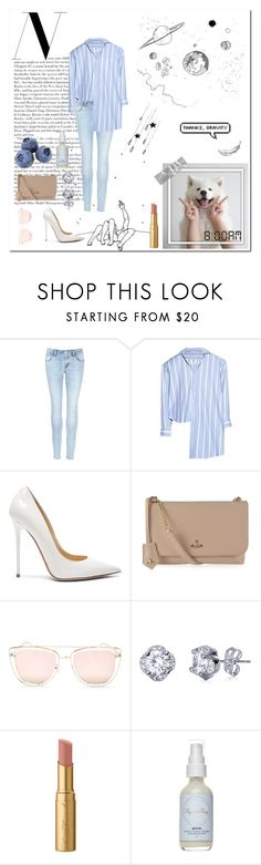 """/lean on me/"" by v-taetae ❤ liked on Polyvore featuring J Brand, Vetements, Aime, Jimmy Choo, Vivienne Westwood, Quay, Too Faced Cosmetics and Flynn&King"