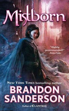 """Read """"Mistborn The Final Empire"""" by Brandon Sanderson available from Rakuten Kobo. From New York Times bestselling author Brandon Sanderson, the Mistborn series is a heist story of political intrigue . A Thousand Years, 1000 Years, Good Books, Books To Read, My Books, Amazing Books, Fantasy Series, Fantasy Books, Fantasy Fiction"""