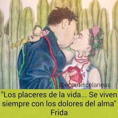 Siempre con los dolores del alma :( My Poetry, Poetry Quotes, Words Quotes, Bible Quotes, Wise Words, Me Quotes, Sayings, Fridah Kahlo Quotes, Frida Quotes