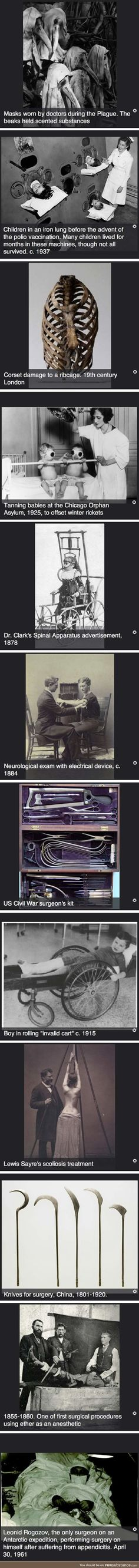 Old medical stuff