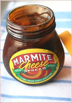 Then this South African Marmite cheese spread is just for you!