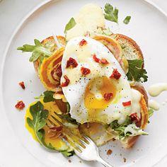 Fried Egg Sandwiches | MyRecipes.com