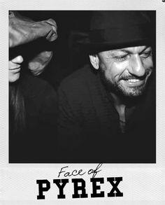 FACE OF PYREX #pyrex #berfisverona #pyrexnight #deejays #rocktheworld #dontstopthemusic #pyrexoriginal #nothingbetter
