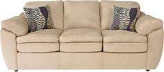 Valley Crest Camel Sofa