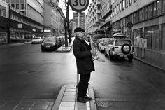 Saxophone player @ Odenplan