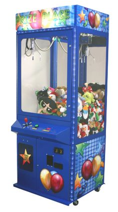 Claw Machines!!!! Accept the challenge of spending over 30 dollars for a single toy!