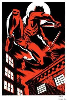 .Dare Devil (couldn't resist 'em- dares that is - dropped me in so much crap you wouldn't...O, you would?)