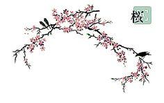 Cherry Blossom   http://finemessblog.blogspot.ca/2014_02_01_archive.html?m=1