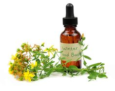 Winter Mood Boost Extract recipe.