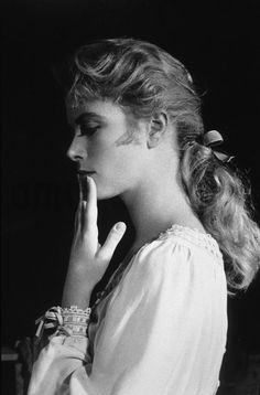 Grace Kelly - american actress who became Princess of Monaco
