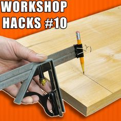 Woodworking Hack Episode 10 & Woodworking Tips and Tricks. Woodworking Hack Episode 10 & Woodworking Tips and Tricks. The post Woodworking Hack Episode 10 & Woodworking Tips and Tricks. Woodworking For Kids, Easy Woodworking Projects, Popular Woodworking, Woodworking Furniture, Woodworking Shop, Wood Projects, Woodworking Plans, Wood Furniture, Woodworking Jigsaw