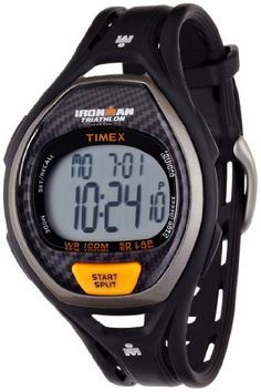 Timex Ironman Sleek 50Lap Fullsize Digital Mens watch T5K335 * You can find out more details at the link of the image. (Note:Amazon affiliate link)
