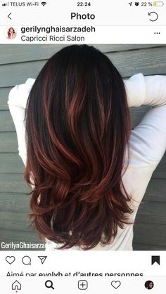 Kastanienbraunes Haar - - hair with highlights Rubber Floor Mats Or Carpet Floor Mats? Hair Color Balayage, Hair Highlights, Inspo Cheveux, Brunette Hair, Hair Today, Hair Dos, Hair Trends, Hair Hacks, Hair Inspiration