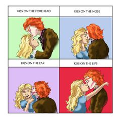 Kiss Meme Alice Tarrant by Sierryberry.deviantart.com on @deviantART