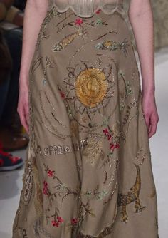 patternprints journal: PRINTS, PATTERNS AND TEXTILE SURFACES FROM HAUTE COUTURE CATWALKS (WOMENSWEAR S/S 2015) / Valentino