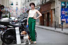 O que é que a parisiense tem? O street style da vida real da cidade-luz