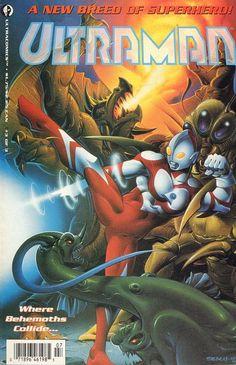 ultraman comics | Ultraman (Independent Comics) - Çizgili Forum