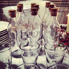 #christmaswishlist #federica botella y vasos montaña cristal