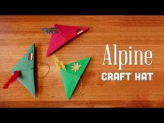 Traditional Alpine Hats