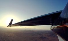 You have to go out of your way to find them!!  The Aquila Facebook SOLAR plane can beam internet to places on Earth that have never been connected!!