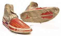 Mocs, possibly Yankton, Minn. Hist. ac