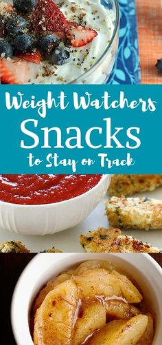 Looking for Weight Watchers Snacks? I've got 20! From sweet to savory, I've got you covered. Staying on track has never been easier!