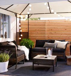 Pinterest the world s catalog of ideas - Ikea jardin toldos roubaix ...