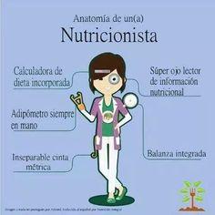 DIME QUE COMES (Blog de nutrición): TOP TEN DE FRASES CON LAS QUE INCREPAR A UN NUTRICIONISTA