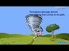 What is a Tornado - Geography Videos for Kids - YouTube