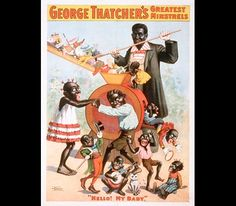 Old Racist Ads   Vintage Racist Advertising