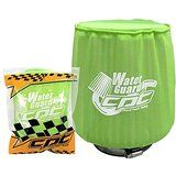 Deals week Water Guard Cold Air Intake Pre-Filter Cone Filter Cover for Honda Medium Green CPT-WG-M-G sale