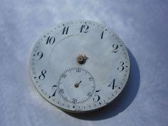 Antikes Uhrwerk -  Zenith  - TASCHENUHRWERK