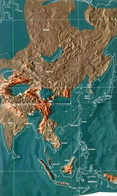 Shocking Doomsday Maps Of The World And The Billionaire Escape Plans