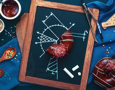 """Check out new work on my @Behance portfolio: """"Sweet geometry"""" http://be.net/gallery/40096687/Sweet-geometry"""
