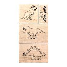 Hero Arts® You're Dino-Mite Wood Stamp Set Dinosaur Cards, Wood Stamp, Michael Store, Buy Fabric, All Paper, Marker Pen, Hero Arts, Wood Blocks, Scrapbooks