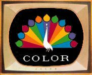 ...remember the color peacock announcing a show was in color...not all were, and we didn't get a color set right away
