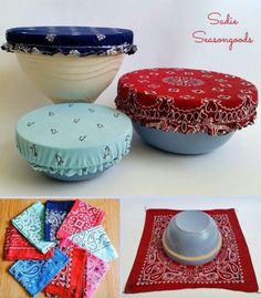 Bowl Covers Reusable