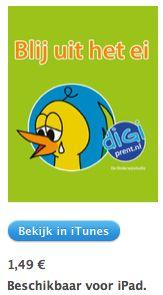 Prentenboekje 'Blij uit het ei' op de iPad https://itunes.apple.com/nl/book/blij-uit-het-ei/id615988812?mt=11=2056434=uo%3D4