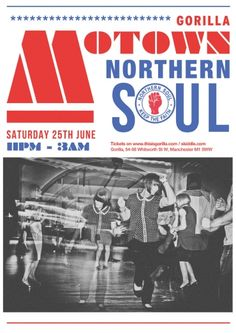 Leeds heavyweights Iration Steppas bring their full sound system head to Gorilla on Saturday September for an all night long dub special. Tamla Motown, Blues Brothers, Sweet Soul, Northern Soul, Keep The Faith, Black Pride, Soul Music, Afro, Jokes
