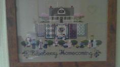 I made this for my Mum Frame, Home Decor, Picture Frame, A Frame, Interior Design, Frames, Home Interior Design, Home Decoration, Decoration Home