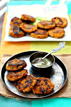 Butternut Squash and Couscous Patties-Indian Inspired #Squashin' Winter #SundaySupper