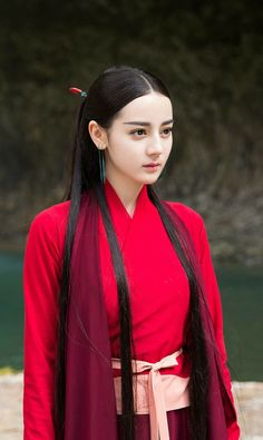 Dilraba Dilmurat 迪丽热巴 The Flame's Daughter 烈火如歌 2018 Beautiful Chinese Girl, Beautiful Girl Image, Girl Pictures, Girl Photos, Mode Bollywood, Asian Celebrities, Traditional Fashion, Chinese Actress, Beauty Full Girl