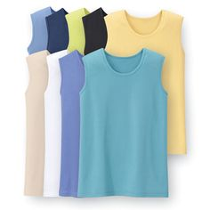 Casual Knit Tank Top - Women's Clothing, Unique Boutique Styles & Classic Wardrobe Essentials