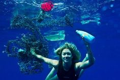 Not a pretty picture: The Atlantic Garbage Patch. Surfer Mary Osborne and non-profit 5 Gyres study plastic pollution. Garbage In The Ocean, Surf News, Save Our Oceans, Environmental Pollution, Love The Earth, Surfer Magazine, Hard Work And Dedication, Plastic Pollution, Rise Above