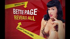 What REALLY happened to Bettie Page? Iconic pinup girl who disappeared from the spotlight in 1958 unveils her previously unknown personal life in new documentary