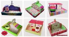 Decoupage, Decorative Boxes, Gift Wrapping, Holiday Decor, Gifts, Decor Ideas, Google, Home Decor, Picture On Wood