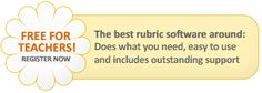 ForAllRubrics: Free for teachers to create rubrics or use the site's library - for Windows and iPad