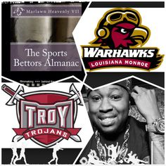 """1/29/15 NCAAB Sports Bettors Almanac Update #LouisianaMonroe #Warhawks vs #Troy #Trojans (Take Warhawks-2.5) """"The Sports Bettors Almanac"""" SPORTS BETTING ADVICE  On  99% of regular season games ATS including Over/Under   1.) The Sports Bettors Almanac"""" available at www.Amazon.com 2.) Check for updates Instagram,Twitter, YouTube: @Marlawn7  ( """"SPORTS BETTORS ALMANAC"""" BOOK UPDATES.... NOT SPECIAL PICKS)   """"I'm looking for sponsors and opportunities in the sports world."""" Marlawn Heavenly VII"""