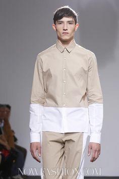 Wooyoungmi Menswear Spring Summer 2014 Paris